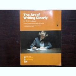 The art of writing clearly - W.G. Ryckman