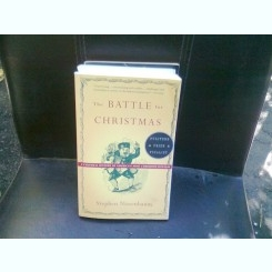 THE BATTLE FOR CHRISTMAS - STEPHEN NISSENBAUM
