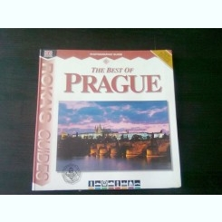 THE BEST PRAGUE, PHOTOGRAPHIC GUIDE  (GHID FOTOGRAFIC PRAGA, TEXT IN LIMBA ENGLEZA)