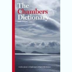 THE CHAMBERS DICTIONARY 10TH EDITION   (CARTE IN LIMBA ENGLEZA)