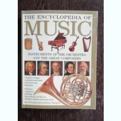THE ENCYCLOPEDIA OF MUSIC - MAX WADE MATTHEWS&WENDY THOMPSON