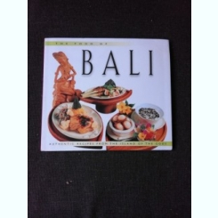 THE FOOD OF BALI   (TEXT IN LIMBA ENGLEZA)
