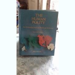THE HUMAN POLITY - KAY LAWSON  (POLITICA UMANA)