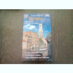 The Jewel of Flanders Bruges City Guide with 196 colour photos
