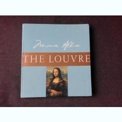 THE LOUVRE, MUSEUM ALBUM  (TEXT IN LIMBA ENGLEZA)