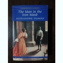 THE MAN IN THE IRON MASK- ALEXANDRE DUMAS