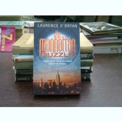 The Manhattan puzzle - Laurence O'Bryan