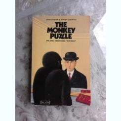 THE MONKEY PUZZLE - JOHN GRIBBIN  (CARTE IN LIMBA ENGLEZA)