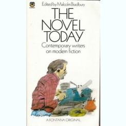 The Novel Today - Malcolm Bradbury  (carte in limba engleza)