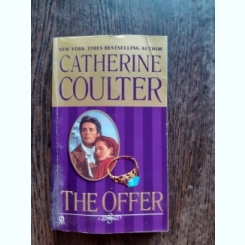 THE OFFER - CATHERINE COULTER  (CARTE IN LIMBA ENGLEZA)