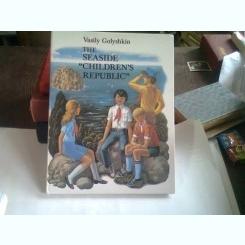 THE SEASIDE CHILDREN'S REPUBLIC - VASILY GOLYSHKIN