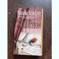 THE SEDUCTION - NICOLE JORDAN  (CARTE IN LIMBA ENGLEZA)