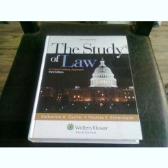 THE STUDY OF LAW  - KATHERINE A. CURRIER