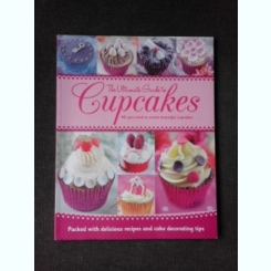 THE ULTIMATE GUIDE TO CUPCAKES  (TEXT IN LIMBA ENGLEZA)