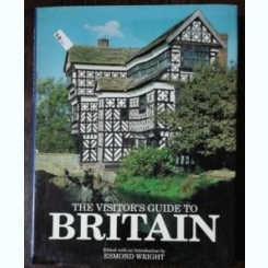 THE VISITORS 'S GUIDE TO BRITAIN - ESMOND WRIGHT
