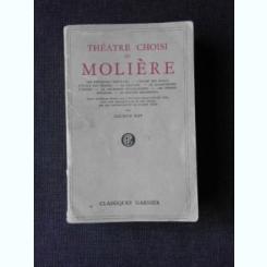 THEATRE CHOISI DE MOLIERE  (CARTE IN LIMBA FRANCEZA)
