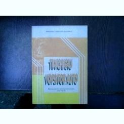 Tinichigiu vopsitor auto Manual pentru scoli profesionale, aiil II si III - I. Sava, M. V. Popa, N. Dinescu