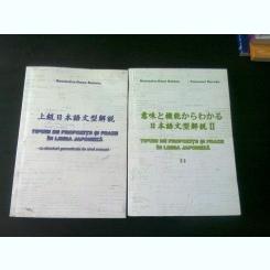 TIPURI DE PROPOZITII SI FRAZE IN LIMBA JAPONEZA - RUXANDRA OANA RAIANU  2 VOLUME