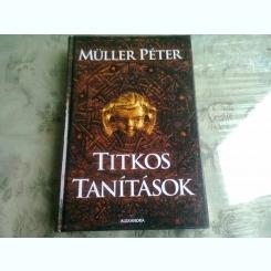 TITKOS TANITASOK - MULLER PETER  (CARTE IN LIMBA MAGHIARA)