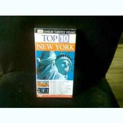 Top 10 NEW YORK ed.2 - Ghiduri turistice vizuale ,192 PAG.