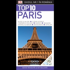 TOP 10 PARIS - GHID TURISTIC