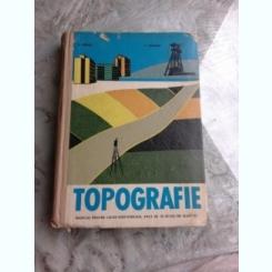 TOPOGRAFIE - D. MIHAIL  (MANUAL PENTRU LICEE INDUSTRIALE ANUL II SI SCOLI DE MAISTRI)