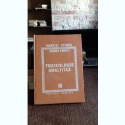 TOXICOLOGIE ANALITICA - MARTIAN COTRAU