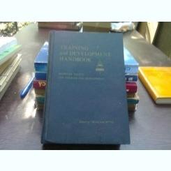 Training and development handbook - Robert L. Craig (Manual de instruire și dezvoltare)