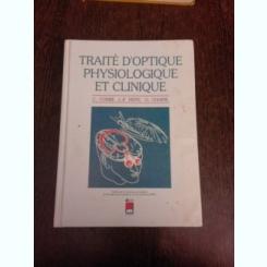 Traite d'optique physiologique et clinique - C. Corbe  (carte in limba franceza)
