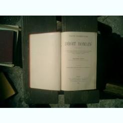 Traite elementaire de droit romain - Eugene Petit