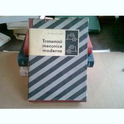 TRANSMISII MECANICE MODERNE - GH. MILOIU