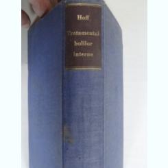 TRATAMENTUL BOLILOR INTERNE - FERDINAND HOFF