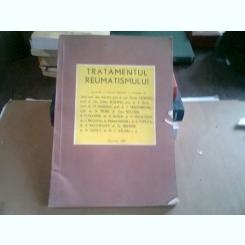 Tratamentul reumatismului. Comunicari si referate