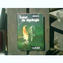 Tratat de algologie volumul 1 - St. Peterfi si Al. Ionescu