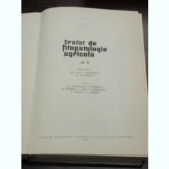 TRATAT DE FITOPATOLOGIE AGRICOLA - E. RADULESCU  VOL.2