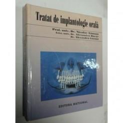 TRATAT DE IMPLANTOLOGIE ORALA -Ganuta,Bucur
