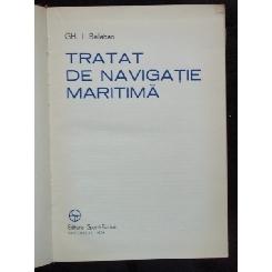 TRATAT DE NAVIGATIE MARITIMA - GH.I. BALABAN