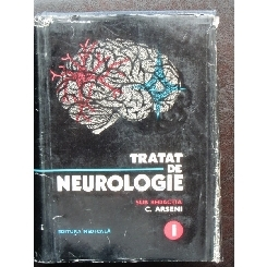 TRATAT DE NEUROLOGIE - C. ARSENI VOL. 1