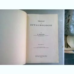 TRATAT DE OFTALMOLOGIE - D.MICHAIL    VOL.1