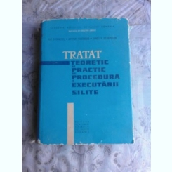 TRATAT TEORETIC SI PRACTIC DE PROCEDURA A EXECUTARII SILITE - ILIE STOENESCU