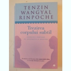 TREZIREA CORPULUI SUBTIL - TENZIN WANGYAL RINPOCHE