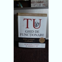 TU. GHID DE FUNCTIONARE - MICHAEL F. ROIZEN