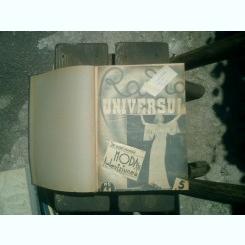 Universul numerele 61-90 pe anii 1935-36