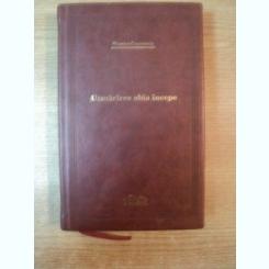 URMARIREA ABIA INCEPE de THEODOR CONSTANTIN, COLECTIA ADEVARUL DE LUX 2008