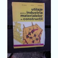 UTILAJE PENTRU INDUSTRIA MATERIALELOR DE CONSTRUCTII - GH. IORDACHE