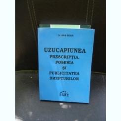 UZUCAPIUNEA - ANA BOAR