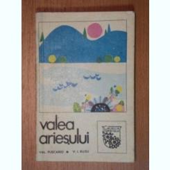 VALEA ARIESULUI DE VAL. PUSCARIU , V.I. RUSU 1969