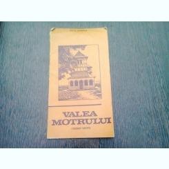 VALEA MOTRULUI - I. AL. FLORESCU  GHID TURISTIC