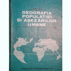 Vasile Cucu, Geografia populatiei si asezarilor umane