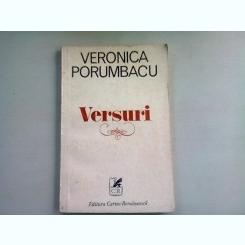 VERSURI - VERONICA PORUMBACU